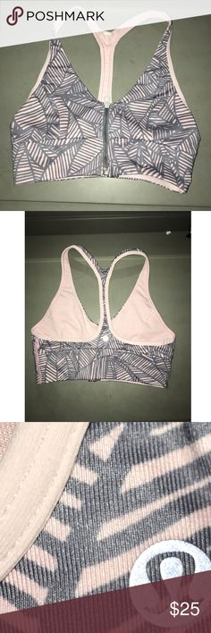 Lululemon bra Lululemon bra that is like new lululemon athletica Intimates & Sleepwear Bras
