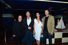 Lorena Baricalla and Armand Assante, Julius R. Nasso, Tony Schiena  #lorenabaricalla #LB