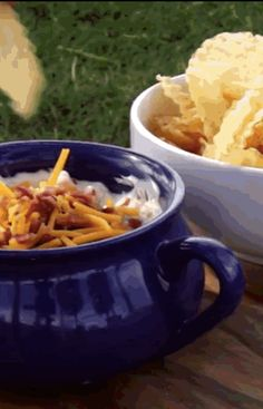 Chip Dip For A Good Time