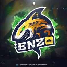 Animal Logo, Logo Design Services, Design Art, Anime, Sports Logos, Esports, Gaming, Free, Art Logo