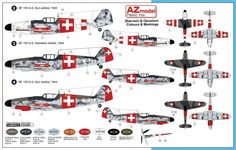 Ww2 Aircraft, Military Aircraft, Swiss Air, Luftwaffe, Nature Animals, Gliders, World War Two, Scale Models, Creative Art