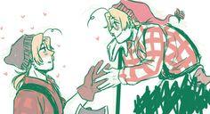 Lumber jacks~ <3 2p Canada, Hetalia Characters, Fictional Characters, Red Velvet Pancakes, Hetalia Fanart, Cartoon Games, Cute Gay, Me Me Me Anime, Otp