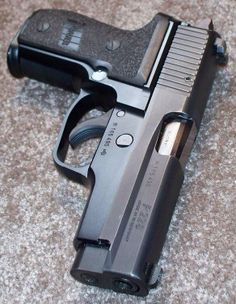West German Sig P228Loading that magazine is a pain! Save those thumbs & bucks w/ free shipping on this handgun magazine loader i got mind at http://www.amazon.com/shops/raeind