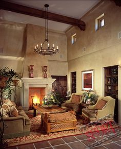 Southwest Interior Design Style for Your Living Space Living Room Photos, My Living Room, Home And Living, Living Spaces, Living Area, Southwestern Home, Southwest Style, Southwestern Decorating, World Decor