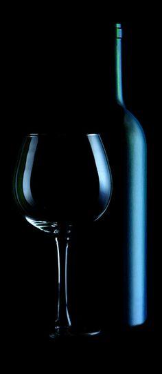 Black Wine.  Beautiful shot. #wine.