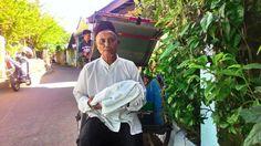 Tukang Becak Naik Haji, Sisihkan Rp5 Ribu Setiap Hari Selama 13 Tahun