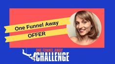 One Funnel Away Challenge Offer Affiliate Marketing, Investing, Challenges, Youtube, Youtubers, Youtube Movies