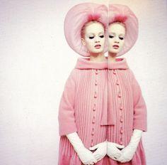"vintagegal: "" Celia Hammond photographed by Norman Parkinson, 1962 (via) """