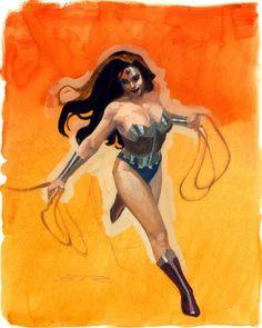 Wonder Woman by Esad Ribic