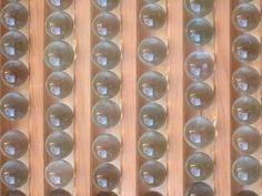 Clear Light Green Marbles by AlvetaVintageItems on Etsy