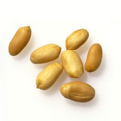 Who loves peanuts? We do, cuz they are high in folate—a mineral essential for brain development and healthy pregnancy.