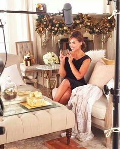 Lisa Robertson Posh Christmas