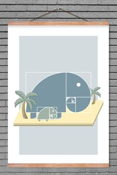 As part of our Golden Ratio collection comes a playfull, charming and cute elephant. It's body is shaped withthe golden ratio which appears all over in the world surrounding us. …