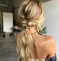 Loose frenchbraid goals