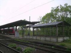 schönebeck elbe  | Schönebeck-Salzelmen erinnert sehr an einen Berliner S-Bahnhof...