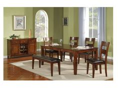 Amber 5-pc. Dining Set #steinhafels