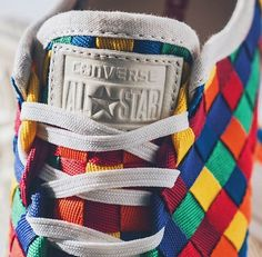 @hypebeast #preview: @converse Chuck Taylor All Star Color Weave Collection
