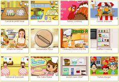 Juegos online de cocina