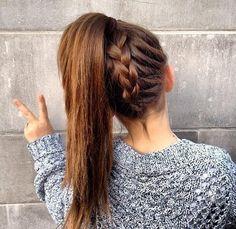 21 Dutch Braid Hairstyles To Go Crazy For at CherryCherryBeauty.com