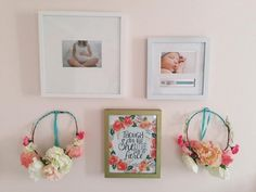 Girl nursery decor i