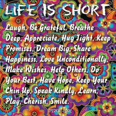 ☮ American Hippie ☮ Life is short ...