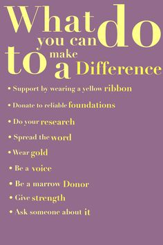 What you can do to make a difference in childhood cancer                                                  #empiregogold