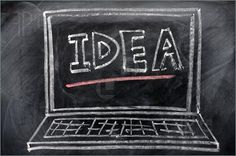 Idea is worth nothing unless #executed #Chalk it down, #crowd-fund and execute!