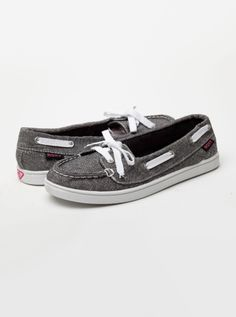 Roxy boat shoes...so surprised by how much I love these after ordering them online! Every once and awhile you luck out :)