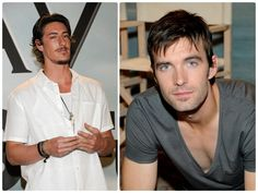 Eric and Lucas - Haven's own Duke Crocker and Nathan Wuornos  I know who Alina M. would go for...