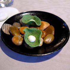 La Marine - Alexandre Couillon Food Art, Plating, French, Cookies, Fruit, Desserts, Dinner Plates, Sailor, Crack Crackers