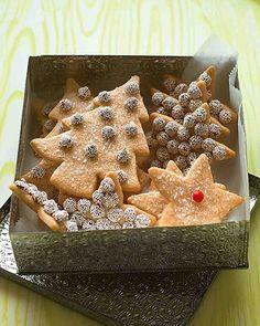 Christmas Cookie Recipes: Cinnamon Sugar Cookies