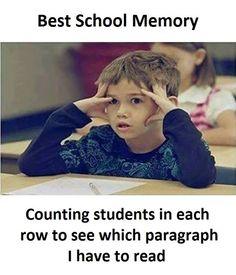 Best School Memory