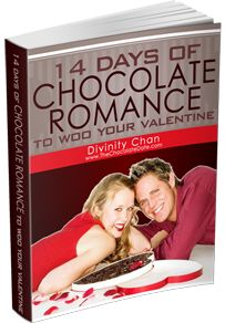 Need some ideas? 14 Days of Chocolate Romance to Woo Your Valentine book