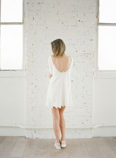 ... Rime Arodaky - Robes de mariee courte - Mariage civil - 2015 - Modele
