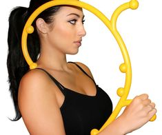 Hook Shaped Self Massager - http://tiwib.co/hook-shaped-self-massager/ #Health+Fitness