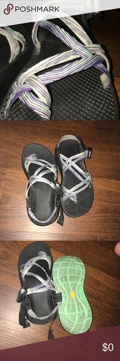 Looking to trade for the single toe strap They even have the good vibrant soles :) just really want a single toe strap so I can wear socks lol for hiking Chaco Shoes Sandals