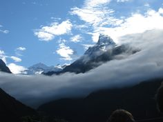ABC Treck, Nepal