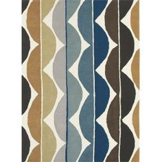 Spice up your décor with the colorful design of the Surya Scion Indoor Area Rug . This modern geometric design has a playful look with its. Wool Area Rugs, Beige Area Rugs, Wool Rug, Rectangle Area, Hand Tufted Rugs, Modern Area Rugs, Carpet Stains, Panel, Blue Area