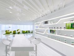 Neo Derm Medical Aesthetic Center in Hong Kong by Beige Design