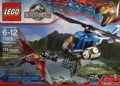 LEGO Jurassic World: Pteranodon Capture