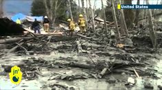 Deadly US Mudslide: Death toll rises to 14 in Washington State natural d...