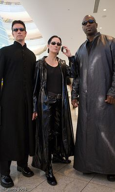 The Matrix. Curated by Suburban Fandom, NYC Tri-State Fan Events: http://yonkersfun.com/category/fandom/