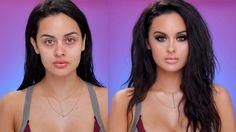 Bold & Glowy Makeup Tutorial - YouTube