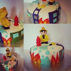 Tarta bombero