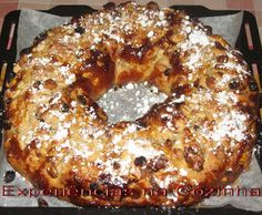 Experiências na cozinha ...: Bolo Rainha Portuguese Sweet Bread, Portuguese Desserts, Portuguese Recipes, Portuguese Food, Christmas Deserts, Christmas Dishes, Christmas Baking, Sweet Recipes, Cake Recipes