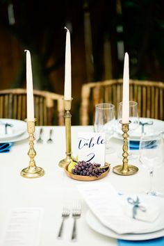 Jael and Gilbert's 50 guest at home wedding reception. Photos by Betty Elaine. See more...@intimateweddings.com #tablescapes