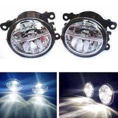 31.21$  Buy now - https://alitems.com/g/1e8d114494b01f4c715516525dc3e8/?i=5&ulp=https%3A%2F%2Fwww.aliexpress.com%2Fitem%2FCar-styling-led-Fog-Lights-For-Mitsubishi-OUTLANDER-II-CW-W-Closed-Off-Road-Vehicle-2006%2F32663893775.html - Car styling led Fog Lights For Mitsubishi OUTLANDER II CW_W Closed Off-Road Vehicle  2006-2009 fog lamps 10W DRL 1SET