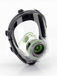 Tesla Technology, Technology Gadgets, Tech Gadgets, Chemical Mask, Gas Mask Art, New Electronic Gadgets, Respirator Mask, Airsoft Mask, Dive Mask
