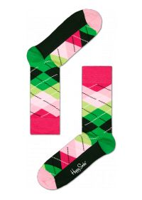 Argyle socks with green and pink spots at Happy Socks for fun people Argyle Socks, Men's Socks, Wedding Socks, Colorful Socks, Happy Socks, Cotton Socks, Pattern Design, Favors, Wedding Day