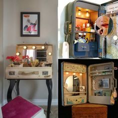 1000 images about toletta dressing table on pinterest stiles cucina and dressing tables - Toletta con specchio ...